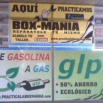 CONVIERTE TU COCHE DE GASOLINA A GAS GLP